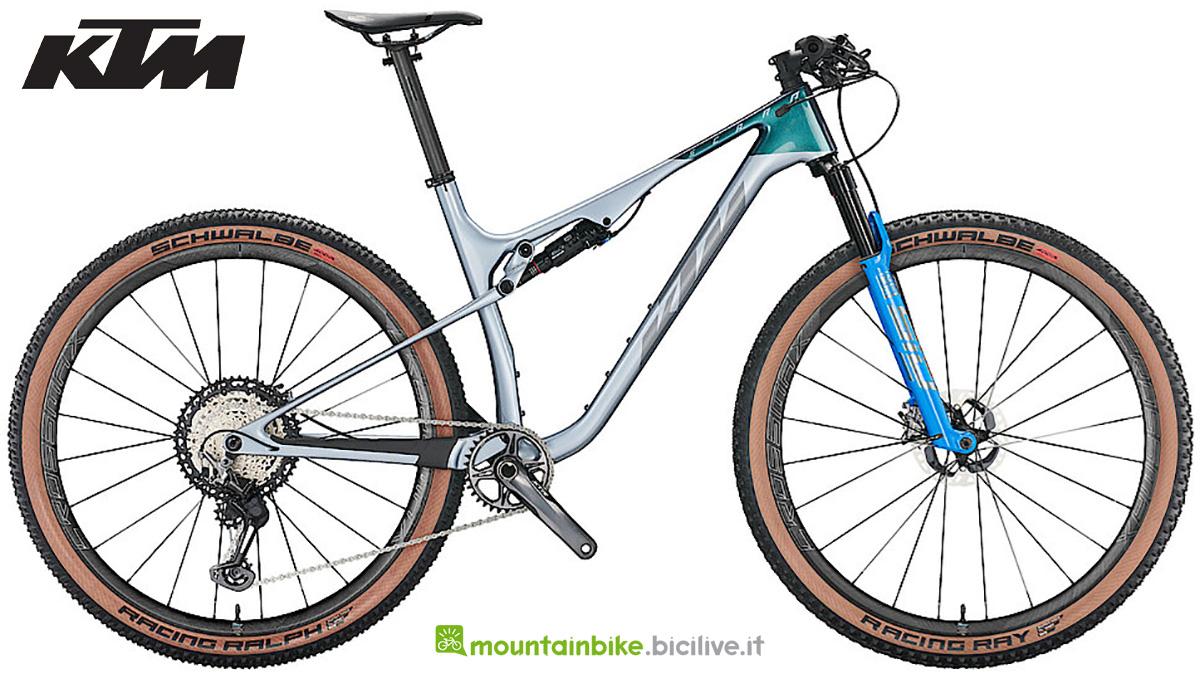 La nuova mountainbike KTM Scarp Prime 2022
