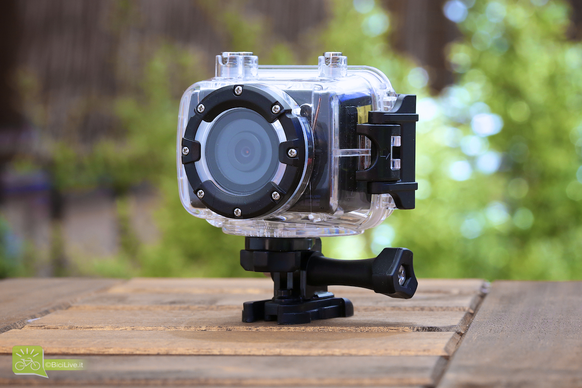 Esistono nel mercato molti modelli di Action Camera