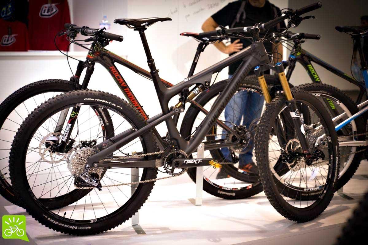 Dsb mountain bike anteprima expobici 2013 for Un telaio interno